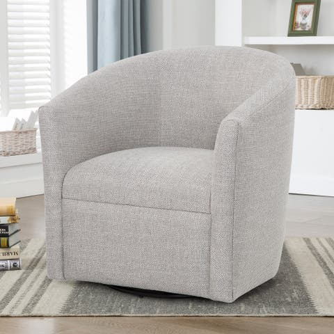 Leony Swivel Accent Chair by Greyson Living