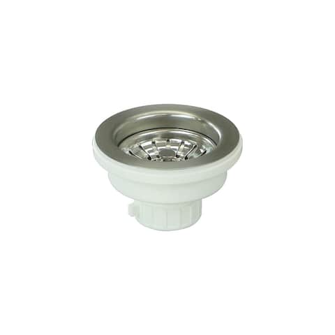 """Transolid 3.5-in Sink Strainer - 4.65"""" x 4.65"""" x 2.5"""""""