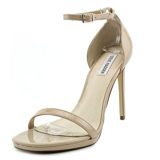 Steve Madden Gea Open-Toe Synthetic Heels