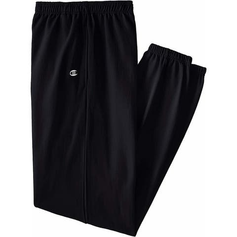Champion Men's Closed Bottom Fleece Pants
