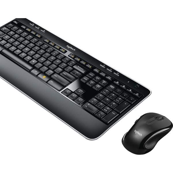 ad057821ea2 Shop Logitech MK530 Wireless Keyboard & Laser Mouse Combo(Refurbished) -  Free Shipping On Orders Over $45 - Overstock - 25490886