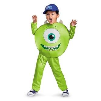 Shop Toddler Monsters University Mike Wazowski Costume Overstock 16802390