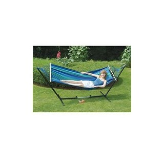 Stansport 31190 double hammock stand combo