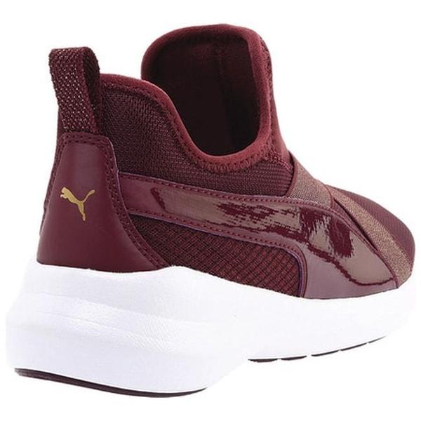 Rebel X Bling Slip-on Sneaker Fig/Fig