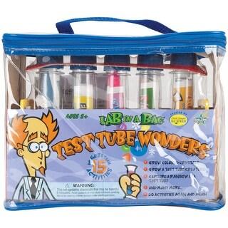 Lab In A Bag Test Tube Wonders Kit-