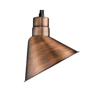 "Millennium Lighting RAS12 R Series 12"" Wide Outdoor Angle Shade - n/a"