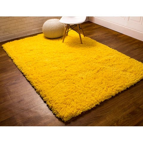 Super Soft Cloud Shag Rug (2' x 3')