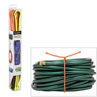 NITE IZE GEAR TIE PROPACK 32 ASSORTED COLORS 6PK