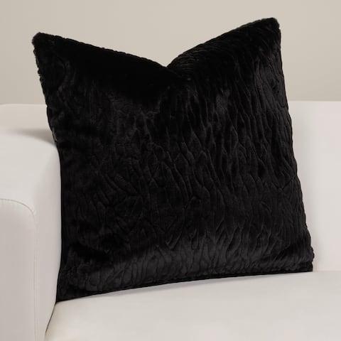 Black Panther Designer Throw Pillow