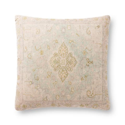 Alexander Home Shabby Chic Global Throw Pillow