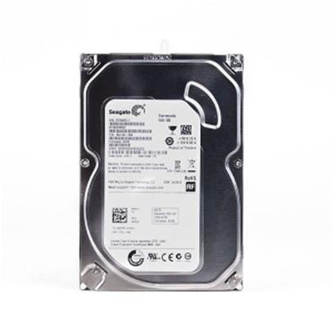 "Seagate Barracuda ST500DM002 500GB 7200RPM 16MB Cache SATA 6.0Gb/s 3.5"" Internal HDD (Refurbished)"