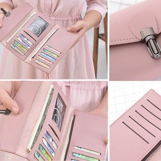 Link to Simple Three-Fold Wallet Similar Items in Wallets