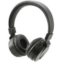 Ilive IAHB6B Bluetooth Wireless Headphones with Microphone, Black