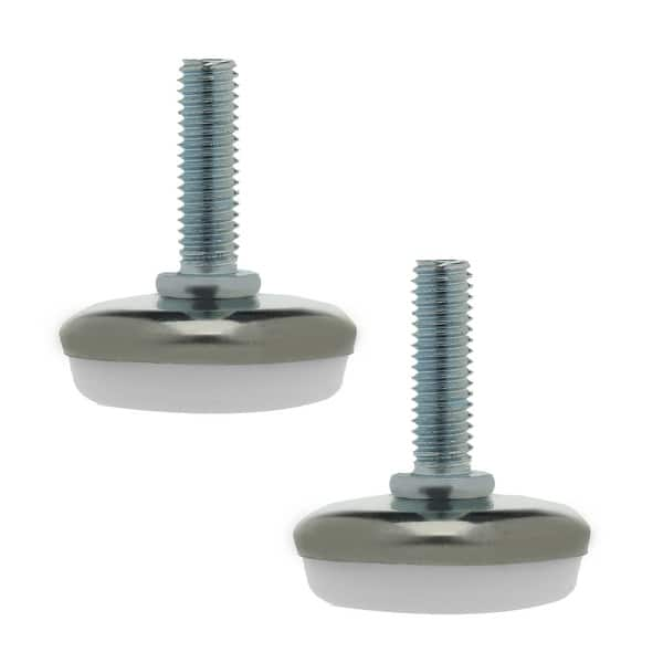 Adjustable Leveling feet foot M6 x 16mm table desk cabinet kitchen bench 4
