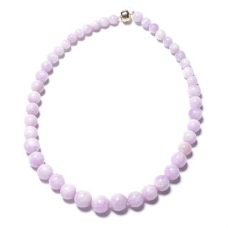 Link to Yellow Gold Kunzite Necklace Size 18 Inch Ct 373 - Size 18'' Similar Items in Necklaces