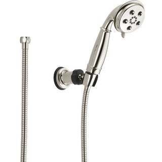 Delta 55433  1.75 GPM Traditional Hand Shower Package with H2Okinetic Technology