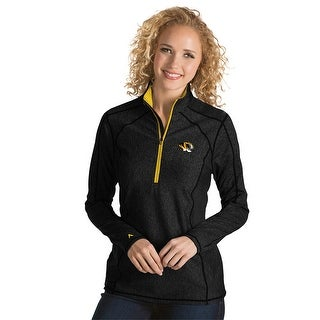 University of Missouri Ladies Tempo 1/4 Zip Pullover