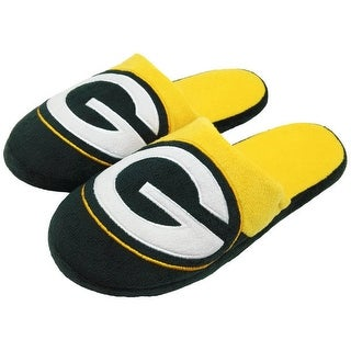 Green Bay Packers Big Logo Slide Slippers
