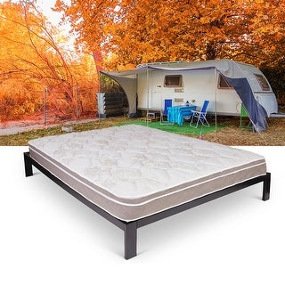 Link to Blissful Journey RV 10-inch Pillow Top Innerspring Mattress Similar Items in Innerspring Mattresses