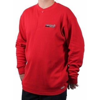 Case IH Men's Logo Embroidered Thermal Henley (2 options available)
