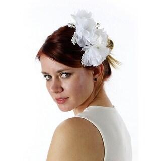 Heart of an Angel Bridal Hair Piece