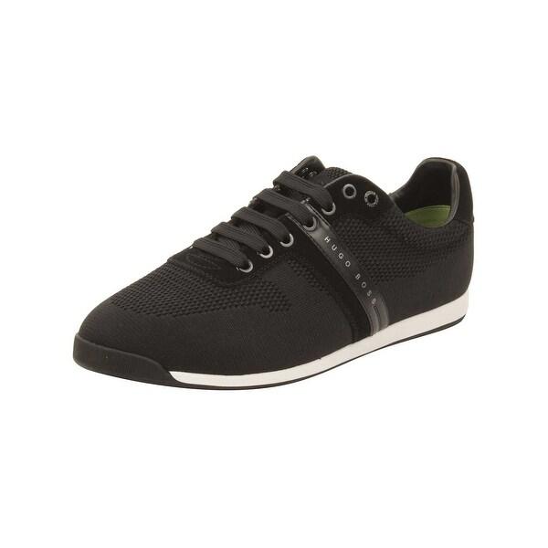 Shop Hugo Boss Maze Lowp Knit2 Sneaker