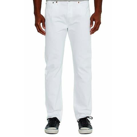 Levis 501 Original Fit Jeans Straight Leg Button Fly 100% Cotton
