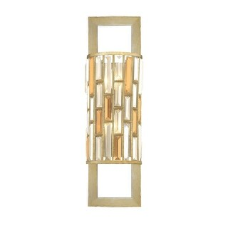 Fredrick Ramond FR33730 2 Light Wall Sconce from the Gemma Collection (2 options available)