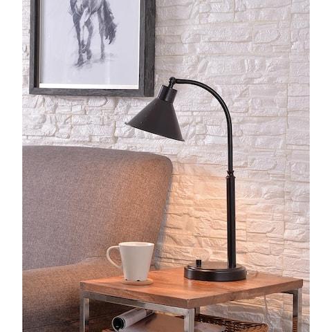 """Harper 23.5"""" Oil Rubbed Bronze Desk Lamp"""