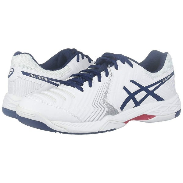 asics gel game 6 mens tennis shoe review zip
