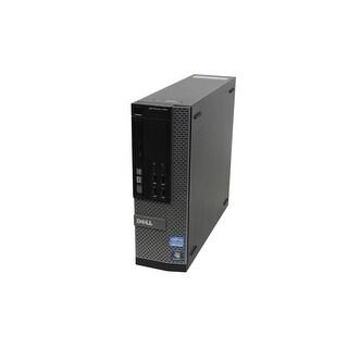 """Dell OptiPlex 990 SFF Standard Refurb PC - Intel i5 2400 2nd Gen 3.1 GHz 8GB DIMM DDR3 SATA 3.5"""" 400GB SSD DVD-ROM Win 10 Home"""