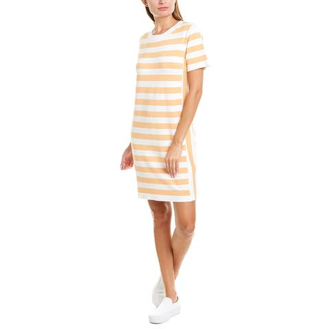 525 America Striped T-Shirt Dress