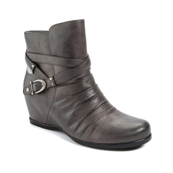 Baretraps Qui Women's Boots DK Grey