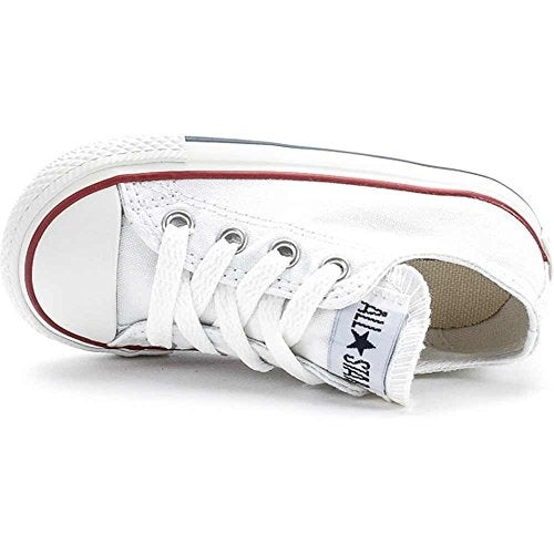 430e9685bee Shop Converse Baby Infant/Toddler Chuck Taylor All Star Ox - White - 2 M US  Toddler - Free Shipping On Orders Over $45 - Overstock - 20554079