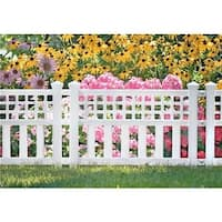 Suncast Corp. Grand View Poly Fence GVF24 Unit: EACH