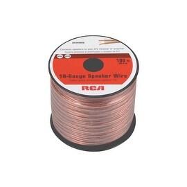 RCA 100' 18/2 Speaker Wire