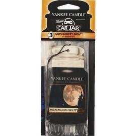 Yankee Candle Midsumnite Car Freshener