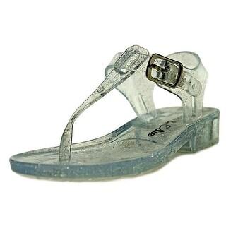 Olive & Edie Girls JULIE Buckle Ankle Strap Slide Sandals (2 options available)