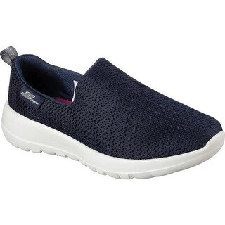 Skechers Women's GOwalk Joy Slip-On Shoe Navy/White