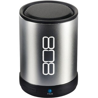 Canz Bluetooth Portable Speaker Silver
