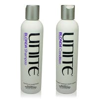 UNITE Blonda Shampoo & Conditioner 8 Oz Combo Pack