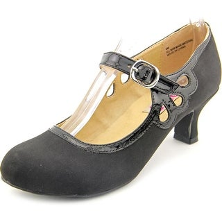 Dolce by Mojo Moxy Vanity Round Toe Canvas Mules