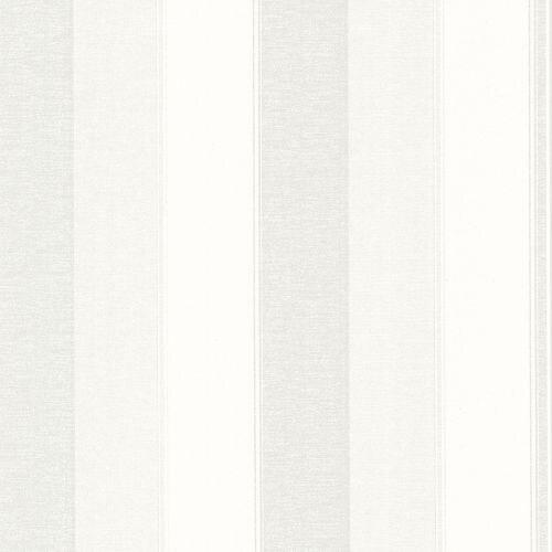Brewster SRC01741 Millinocket Cream Illusion Stripe Wallpaper