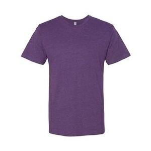 Adult Vintage Fine Jersey Tee - Vintage Purple - L