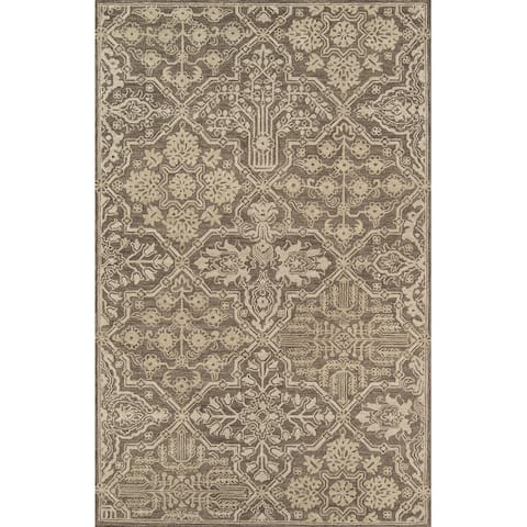 Momeni Cosette Hand Tufted Wool Traditional Area Rug