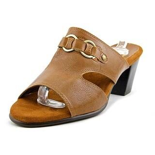 A2 By Aerosoles Base Board Open Toe Synthetic Sandals