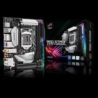 Asus Strix Z370-I Gaming Strix Z370i Gaming Lga1151