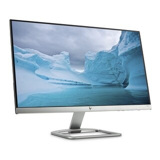 "Refurbished - HP 25es 25"" IPS LED Full HD Monitor 1920 x 1080 7ms VGA, 2 x HDMI"