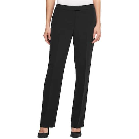 Dkny Womens Bootcut Casual Trouser Pants