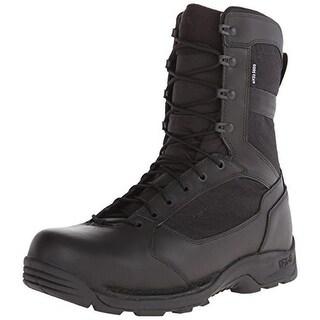 Danner Mens Striker Torrent 6'' Leather Side Zip Work Boots - 4 extra wide (e+)
